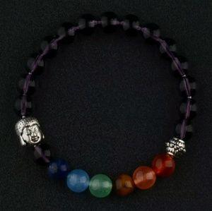 Jewelry - 🎀3/$22🎀 Beaded Buddha Bracelet